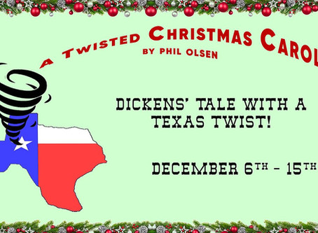 It's a Twisted Christmas at SCRT!