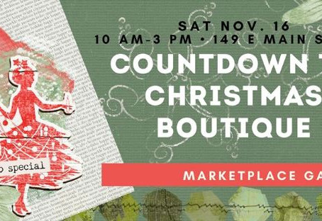 Marketplace Gallery Countdown to Christmas Boutique