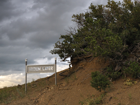 Raton's Famous Iridium Layer Should Be A Stop On Your Next Road Trip