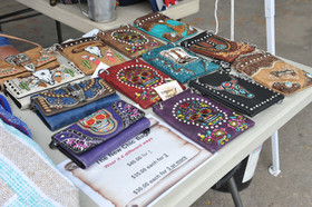 Beautiful gifts available at the Gate City Music Festival, Raton, NM - Raton, New Mexico