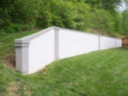 Concrete Retaining Wall Louisville KY