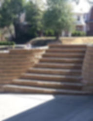 Decorative Sone Retaining Wall | Louisville, KY
