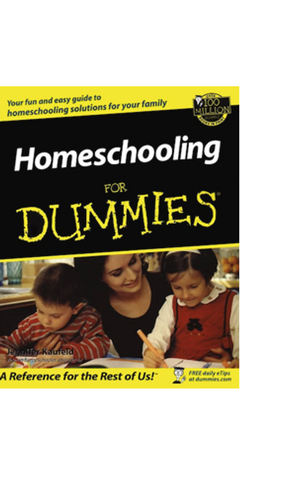 Homeschooling for Dummies Bookv8.png