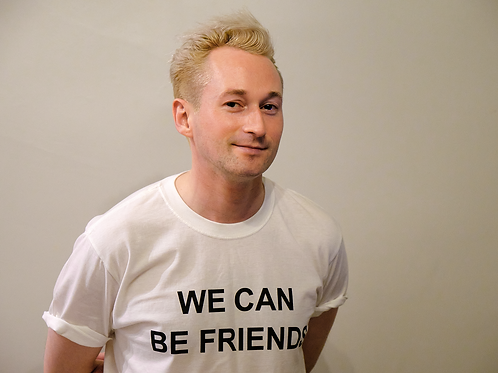 We Can Be Friends Tshirt - Limited edition Fanclub anniversary