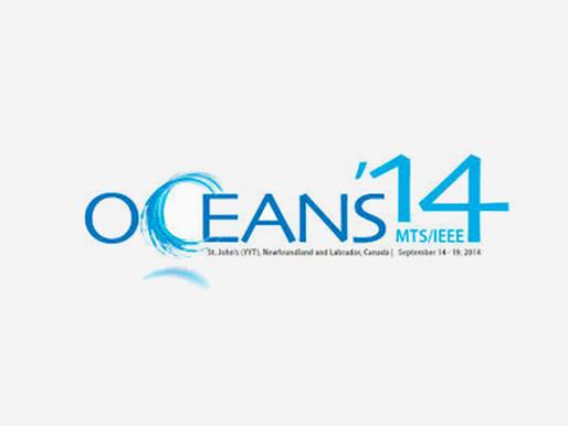 DEFENSEA CONSULTORIA COMPARECEU À OCEANS 2014, EM ST JOHNS, NO CANADÁ