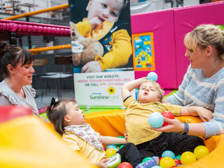 The launch of Families Month