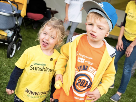 Great news for our little runners