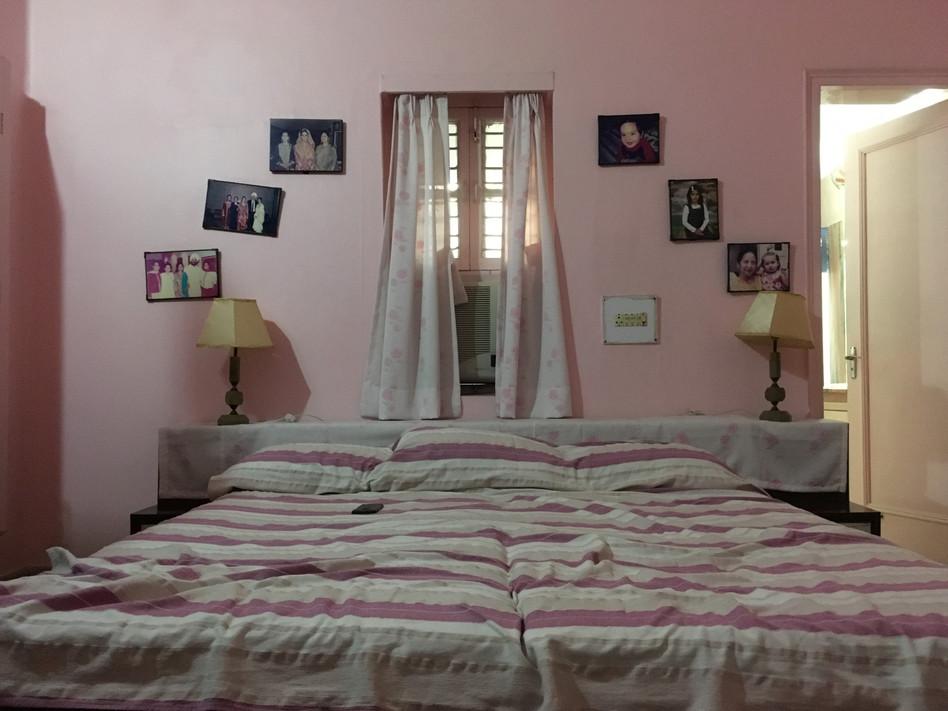 Pathankot 2017, pink room