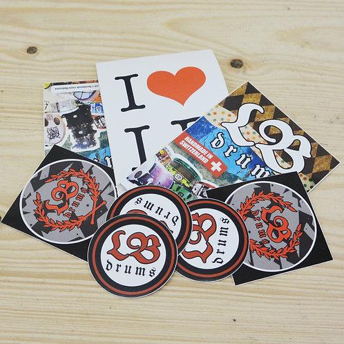 LB Sticker Pack