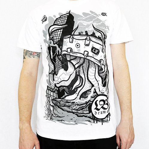 Snare Monster Tee