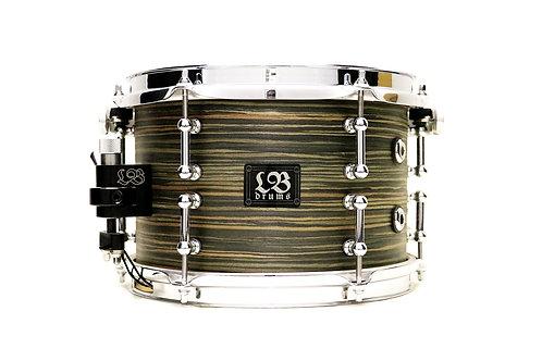 10x6 Satin Veneer Side Snare