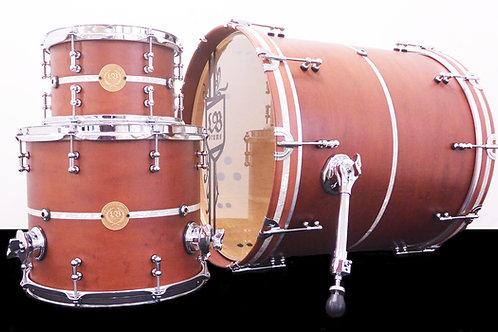 Mahagony Stain 3pcs Kit