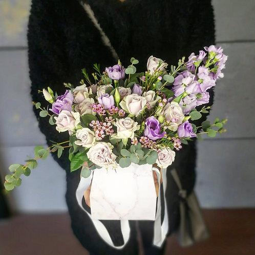 Цветы в коробочке лител дресс