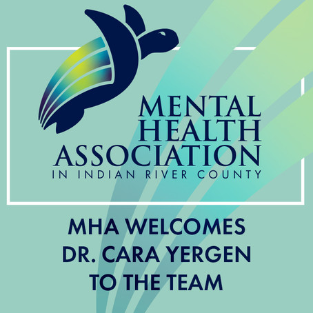 MHA Welcomes Dr. Cara Yergen to the Team