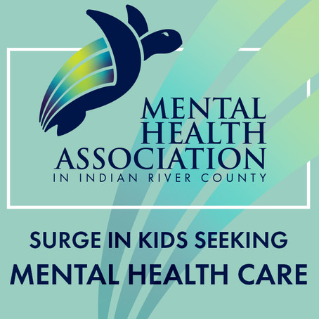 Surge in Kids Seeking Mental Health Assistance