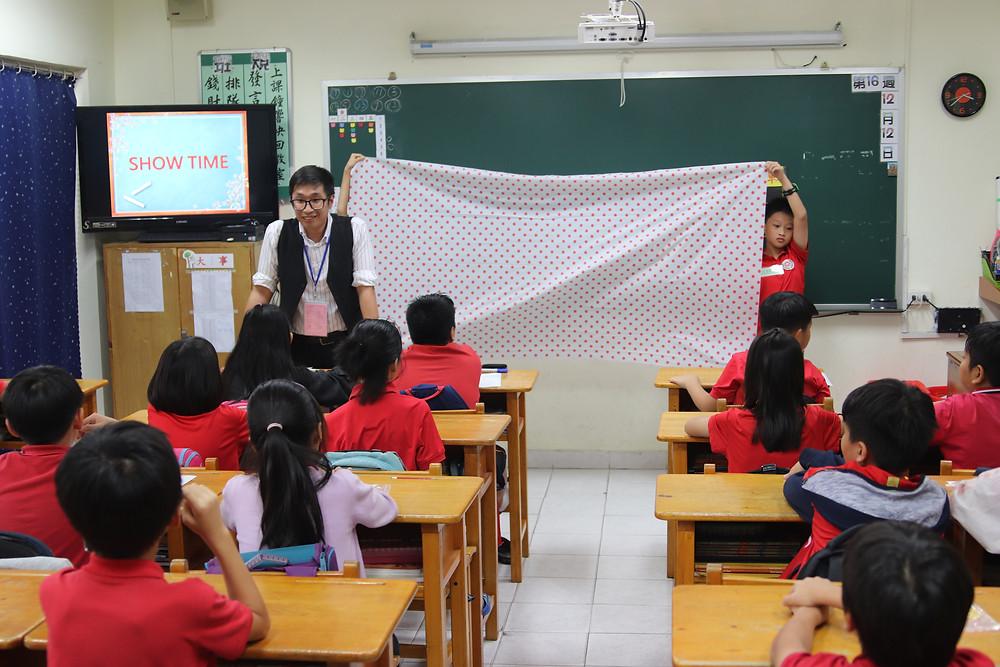 典範教師演示及心得分享/越南胡志明市臺灣學校(2019/12/12)