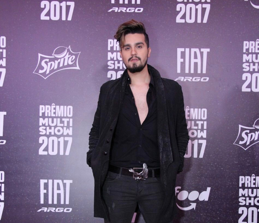 Luan Santana se apresentará na cerimônia do Prêmio Multishow 2018
