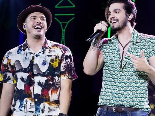 Alimentos arrecadados na live de Luan Santana e Wesley Safadão começam a ser doados na Paraíba