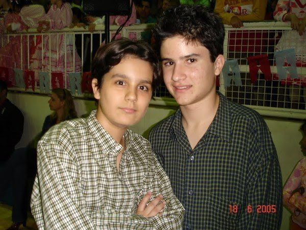 Conheça Luciano, homem que já foi dupla sertaneja de Luan Santana