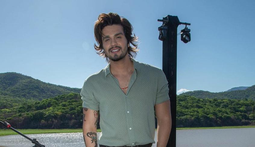 Luan Santana diz que aceitaria convite para atuar em remake de 'Pantanal'