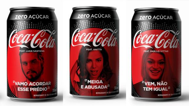 Coca-Cola vai fazer pocket show com Luan Santana