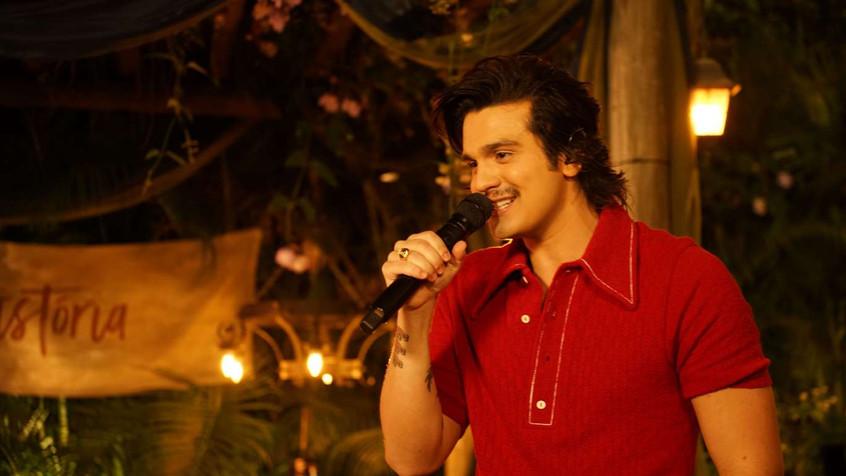 Luan Santana garante recontratar equipe técnica e músicos após a pandemia