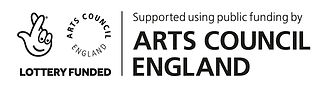 Arts Council Lottery Funded Project Logo