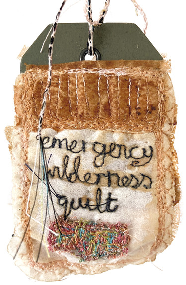 Rotatable Quilt Swing Label