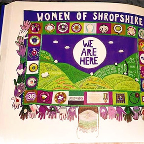Women Of Shropshire - Women Making History