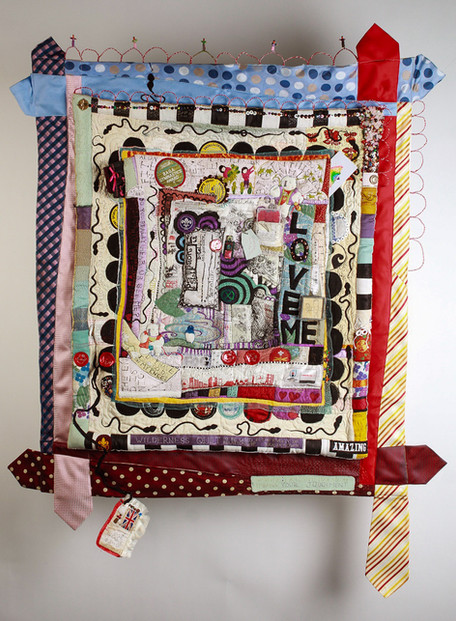 Wilderness Quilt Entry Into The Festival Of Quilts 2020