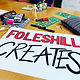 Foleshill Creates Logo