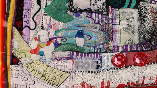 Europe's Festival of Quilting 2020