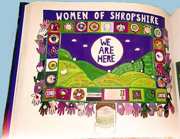 Women Making History Book