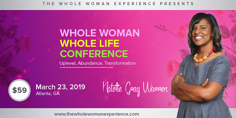 Whole Woman | Whole Life Conference