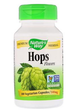 Nature's Way, Соцветия хмеля, 310 мг