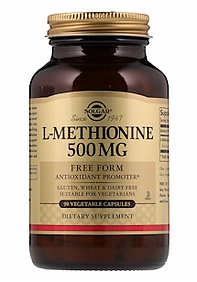 L-метионин, 500 мг  | питание для печени | www.dieta.vin | vasily sidorin | технологии питания | схема лечения печени
