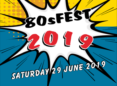 DDE announced in lineup for 80sFest 2019