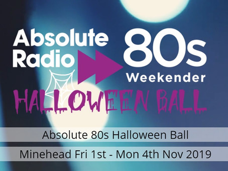 Butlins Absolute 80's Weekend