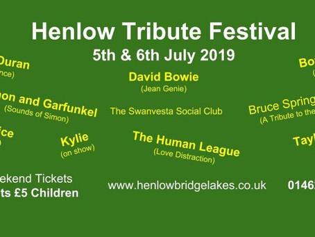 Henlow Tribute Festival 2019