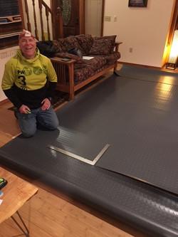 Loncoin Vinyl floor