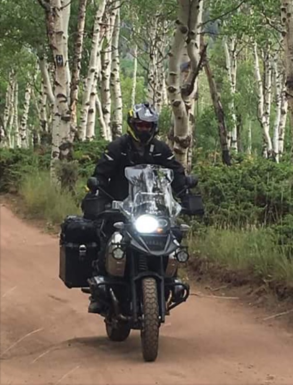 Steve in the Aspens, Ashley NF Utah