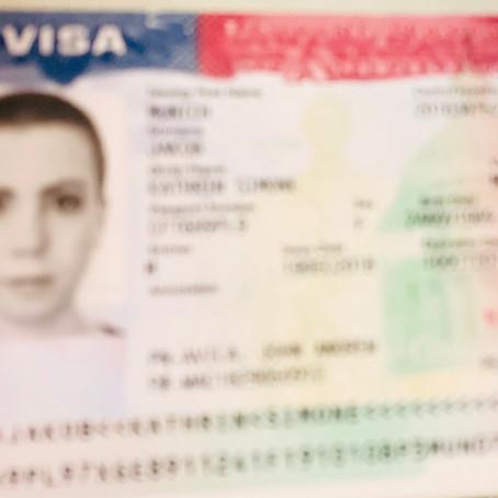 """US Visa: Mein Geduldstest als """"Alien"""""""