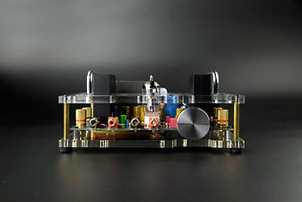 F2 ECC82-60W Tube Hybrid Amplifier DIY kits