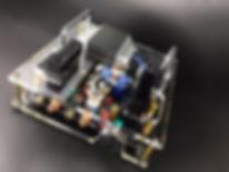 Top2 ECC82-60W Tube Hybrid Amplifier DIY kits