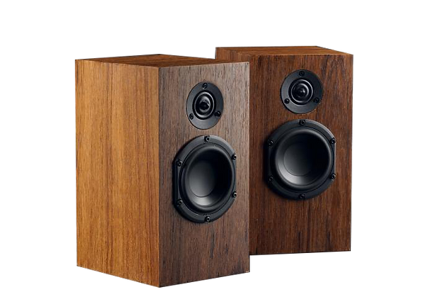 LS35-SP LS3/5 size BookShelf LoudSpeakers