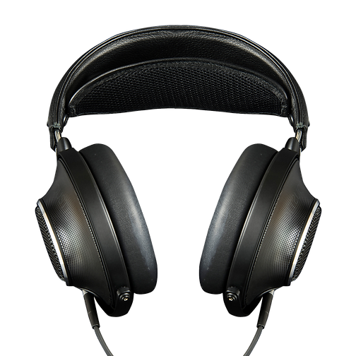 Front- Dharma D1000 over-ear headphone DIY kits
