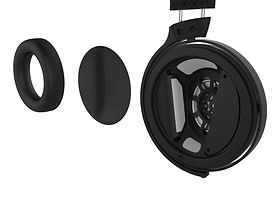 Inner Dharma D1000 over-ear headphone DIY kits