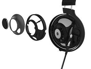 Outer Dharma D1000 over-ear headphone DIY kits