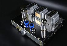 RF EL34-10W EL34 SE Class-A Tube Amp DIY kits