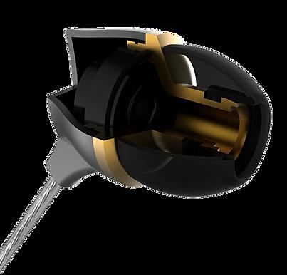 3D Dharma D200 in-ear headphone